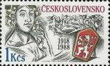 70 let Československa - čistá - č. 2824