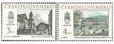 Bratislavské historické motivy 1988 - čistá - č. 2868-2869