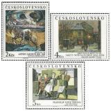 Umění 1989 - čistá - č. 2917-2919