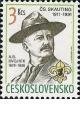 80. výročí čs. skautingu a 110. výročí narození A. B. Svojsíka - čistá - č. 2966
