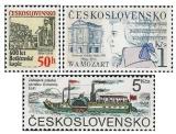 Památná výročí - čistá - č. 2968-2970