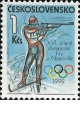 XVI. zimní OH 1992 - čistá - č. 3001