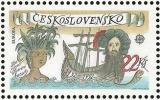 500. výročí objevení Ameriky: EUROPA - CEPT - čistá - č. 3006
