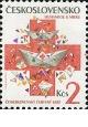 Československý Červený kříž - čistá - č. 3012