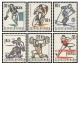 Sport 1963 - čistá - č. 1285-1290