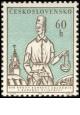 200 let Báňská akademie v Banské Štiavnici - čistá - č. 1384