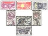 Výzkum vesmíru - čistá - č. 1421-1427