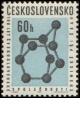 100. výročí Československé společnosti chemické - čistá - č. 1542