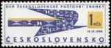 Den čs. poštovní známky 1966 - čistá - č. 1579