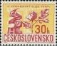 VI. všeodborový sjezd v Praze - čistá - č. 1581