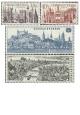 Rok mezinárodního cestovního ruchu 1967 - čistá - č. 1583-1586