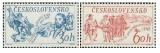 120. výročí slovenského povstání 1848 - čistá - č. 1704-1705