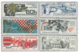 Významná výročí - čistá - č. 1750-1755