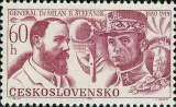 50. výročí úmrtí M. R. Štefánika - čistá - č. 1765