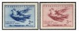 I. československý sjezd obránců míru - čistá - č. 571-572