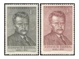 Dr. Bohumír Šmeral - čistá - č. 597-598