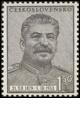 Úmrtí J. V. Stalina - čistá - č. 716