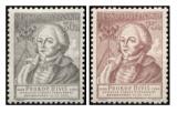 200. výročí vynálezu hromosvodu - Prokop Diviš - čistá - č. 794-795