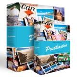 Album na staré i nové pohledy Leuchtturm - 342 621 - 6 kusů na list