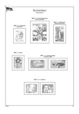 Albové listy POMfila SR - ročník 2011, A4, papír 160 g, rozš. verze - (19), vč. zesílených obalů