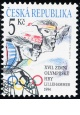 XVII. ZOH - Lillehammer - razítkovaná - č. 34