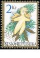 Vánoce - razítkovaná - č. 56