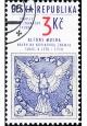 Tradice české známkové tvorby - razítkovaná - č. 62