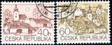 Výplatní - Venkovské motivy - razítkovaná - č. 70-71