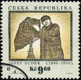 Česká fotografie - J. Sudek - razítkovaná - č. 104