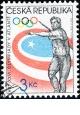 Hry XXVI. letní olympiády v Atlantě - razítkovaná - č. 116