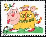 Dětem - razítkovaná - č. 117
