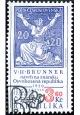 Tradice české známkové tvorby - razítkovaná - č. 133