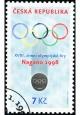 XVIII. zimní olympijské hry Nagano - razítkovaná - č. 167