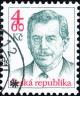 Prezident ČR Václav Havel - razítkovaná - č. 168