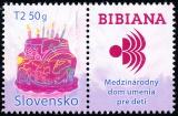 Medzinárodný deň detí - známka s personalizovaným kupónom - Slovensko č. 516
