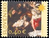 Vianoce 2012: Narodenie Krista - Slovensko č. 527