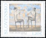 Umenie: Viera Žilinčanová (1932 – 2008) - Slovensko č. 529