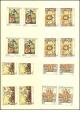 PL 1864-1867 - Slovenské lidové ikony - kompletní řada PL - čistý