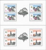 PL 2914-2915 - Bratislavské historické motivy - kompletní řada PL - čistý