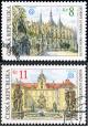 Krásy naší vlasti - razítkovaná - č. 193-194