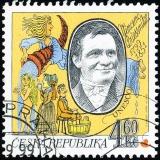 Vincenc Priessnitz - Výročí osobností  - razítkovaná - č. 226