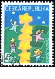 EUROPA 2000 - razítkovaná - č. 253