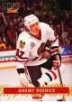 Hokejové kartičky Pro Set 1992-93 - GTL - Jeremy Roenick - 2