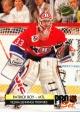 Hokejové karty Pro Set 1992-93 - AW - Patrick Roy - CC2