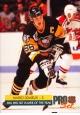 Hokejové karty Pro Set 1992-93 - Mario Lemieux - 1