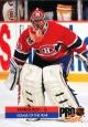 Hokejov� karty Pro Set 1992-93 - Patrick Roy - 2
