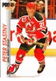 Hokejové karty Pro Set 1992-93 - Peter Šťastný - 100