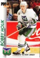 Hokejov� karty Pro Set 1992-93 - Bobby Hol�k - 61