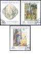 Umění 2001 - razítkovaná - č. 309-311