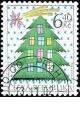 Vánoce - razítkovaná - č. 337